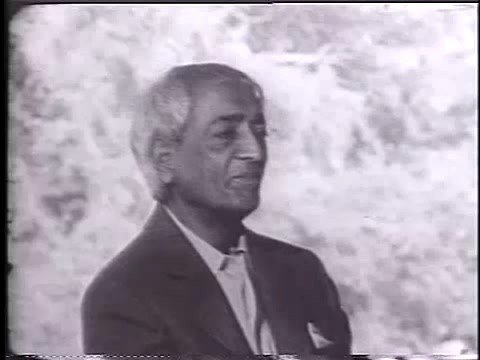 Krishnamurti: The Real Revolution (2 of 4)