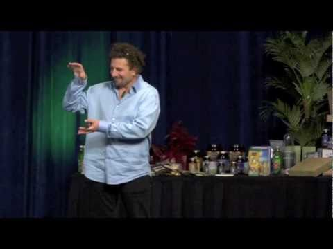 Re-Charge Your Body And Mind For Maximum Regeneration With David Wolfe - PART FOUR