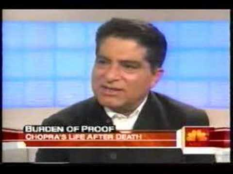 Deepak Chopra: Is There Life After Death?