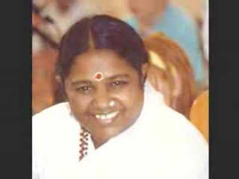 Amma: Amma as Durga