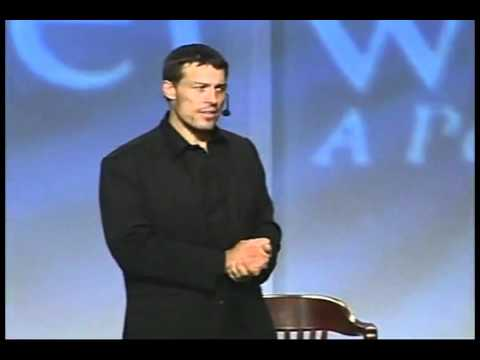 Tony Robbins: Stop Kidding Yourself & Develop Your Rituals
