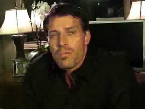 Tony Robbins: The Power Of Momentum (2 of 2)