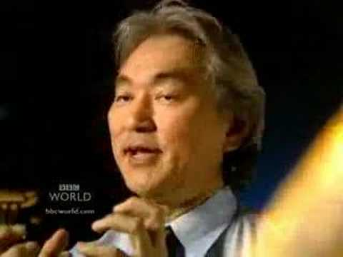 Michio Kaku: Parallel Universes (2 of 5)