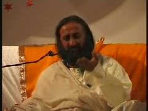 Sri Sri Ravi Shankar: Time