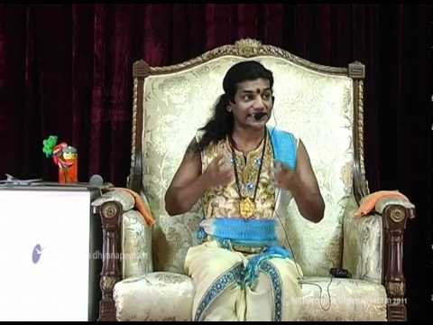 Swami Nithyananda: Enlightened Understandings About Mind