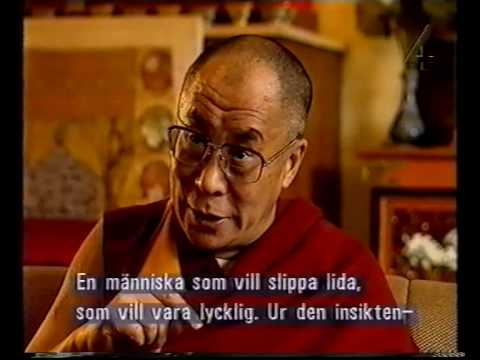 Dalai Lama: Love Your Enemy
