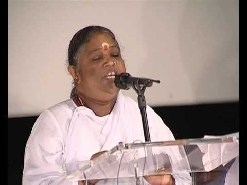 Amma: Compassion - The Only Way To Peace (3 of 5)