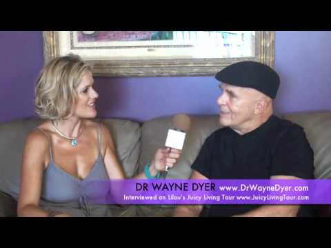Dr Wayne Dyers Leukemia and John Of Gods Healings On Wayne