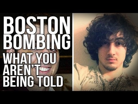Boston Bombing: What You Aren\