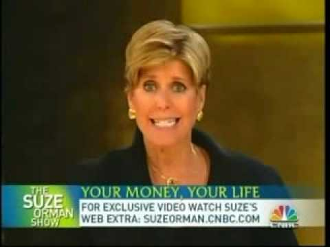 Suze Orman: Term Life Insurance Vs. Whole Life