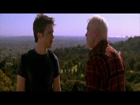 Dan Millman: A Scene From Peaceful Warrior