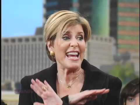 Suze Orman: On The Wendy Williams Show