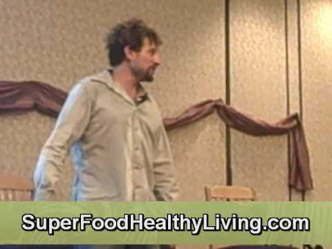 David Wolfe: Problems In The Raw Vegan Diet (2of2)