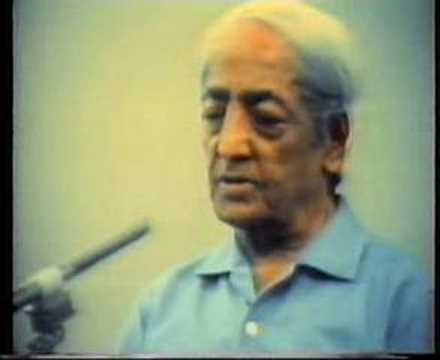 Krishnamurti: Life Story and Teachings (5 of 10)