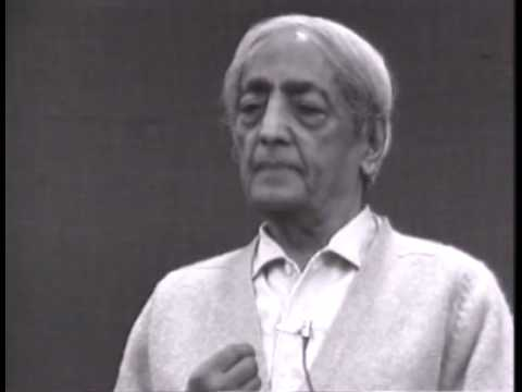 Krishnamurti: Love And Freedom (7 of 8)