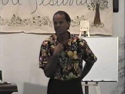 Dr Doug Graham: Raw Food Festival 2000 (2 of 2)
