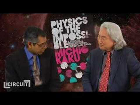 Michio Kaku: Physics Of Invisibility