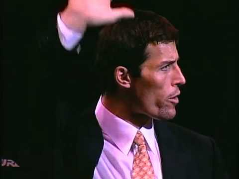 Tony Robbins: Clarity And Purpose