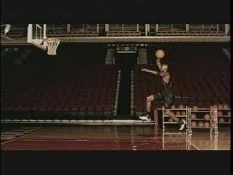 "Michael Jordan ""Tell Me\"" Nike Commercial"