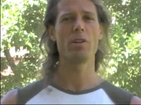 Jameth Sheridan: Raw Food Lifestyle
