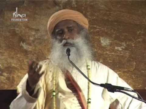 Sadhguru: The Drunken Act