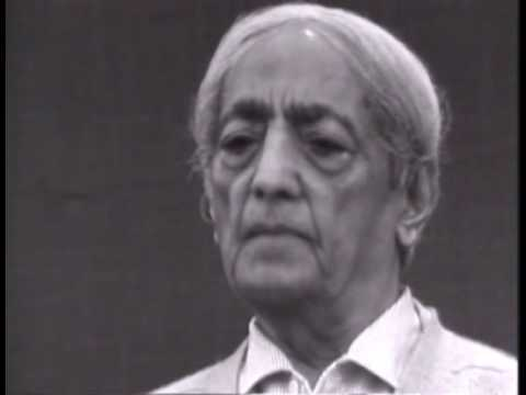 Krishnamurti: Love And Freedom (2 of 8)