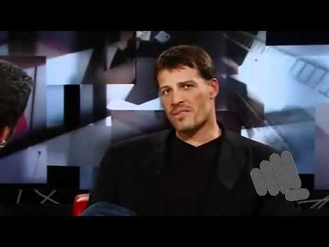 Tony Robbins: Rare Interview (Secrets To Life)