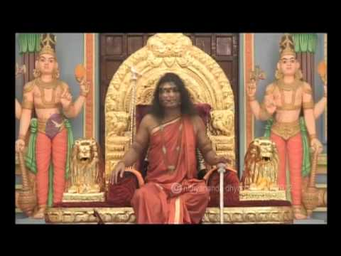 Swami Nithyananda: Stress Is Also Healthy For You
