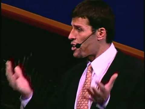 Tony Robbins: Tiny Changes Mean Huge Results