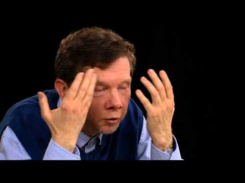 Eckhart Tolle: Did The Universe Make A Mistake With The Ego?