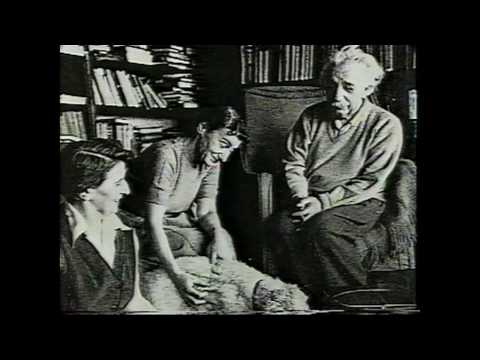 Albert Einstein: How I See the World (5 of 6)