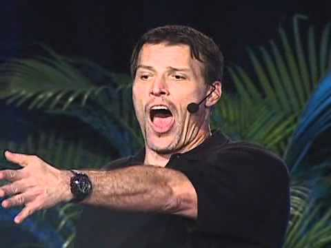 Tony Robbins: Anthony Robbins - Changing Your World View