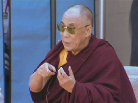 Dalai Lama: Peace Through Compassion