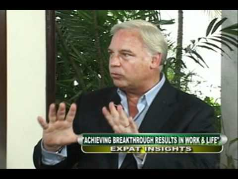Jack Canfield:  With Raju Mandhyan Three