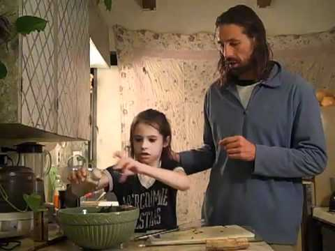 liferegenerator Dan: Raw Food Transition Recipes - Veggie Soup