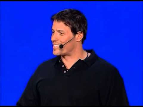 Tony Robbins: Energy For Life - Balancing Your Energy