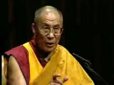 Dalai Lama: Be Determined