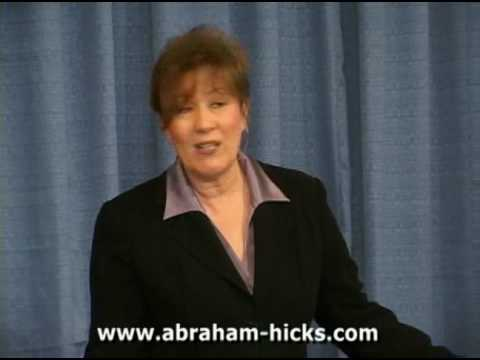 Abraham-Hicks: Wall St. And Economics