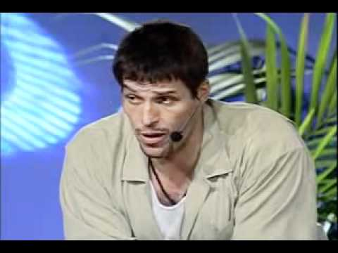 Tony Robbins: Awesome Anthony Robbins