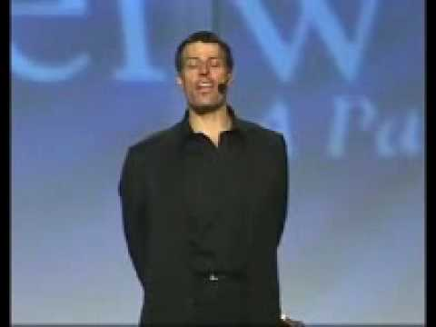 Tony Robbins: What You Are Thinking About Most Of The Time?