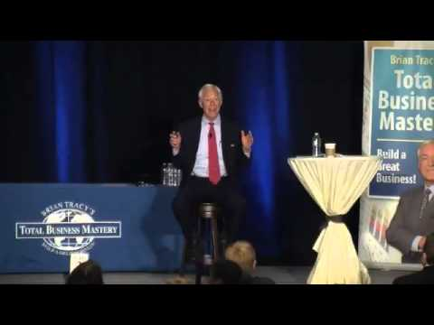 Brian Tracy: 4 Principles Of Marketing Strategy