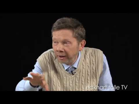 Eckhart Tolle: Are Thoughts The Source of Ego?
