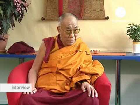 Dalai Lama: Speaks To Euronews