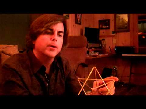 Interview with Peter Sterling - The Merkabah, Vibrational Frequency, Sacred Geometry Patterns, By Q