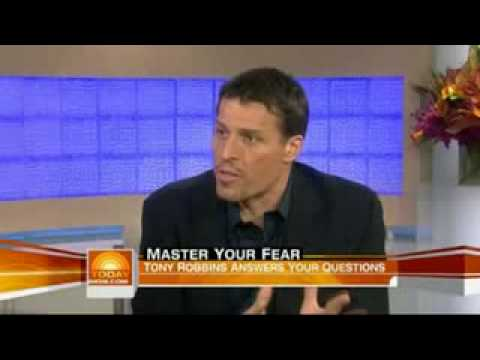 Tony Robbins: Master Your Fear