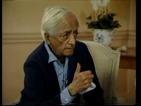 Krishnamurti: Education: (4 of 6)