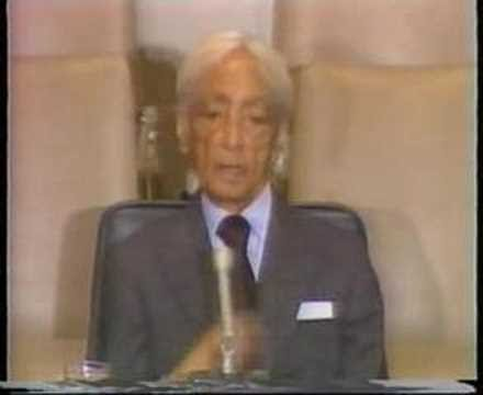Krishnamurti: At United Nations. (2 of 8)