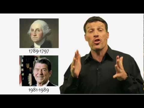 Tony Robbins: The National Debt And Federal Budget Deficit Deconstructed