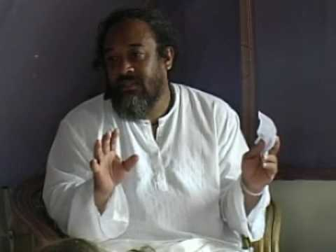 Mooji: What Are You Afraid Of?