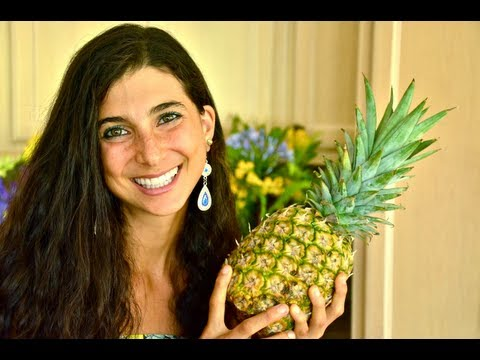 Kristina Carrillo-Bucaram: How To Pick Ripe Fruit!
